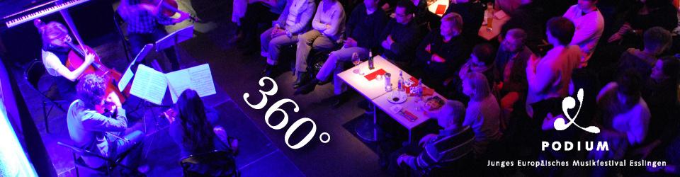 PODIUM 360 grad