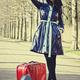 Mantel Marie ohne Innenfutter
