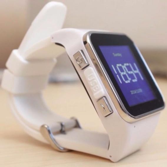 Smartwatch - DateCare - Weiss - Premium