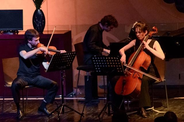 Sforzando 2015 - der europäische Kammermusik-Wettbewerb für Studierende