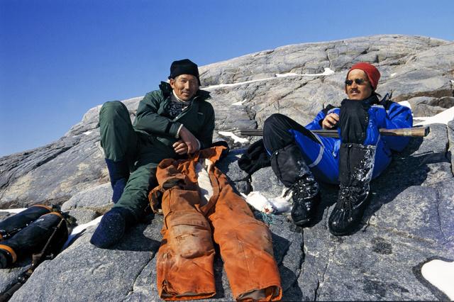 Buchprojekt: Grönland