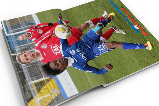 FFUSSBALL - Das Frauenfußball Magazin