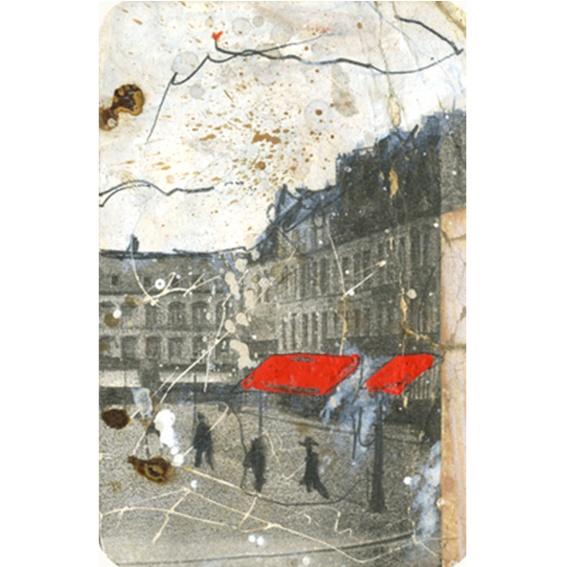 Kunstkreditkarte 'Grand Palais'