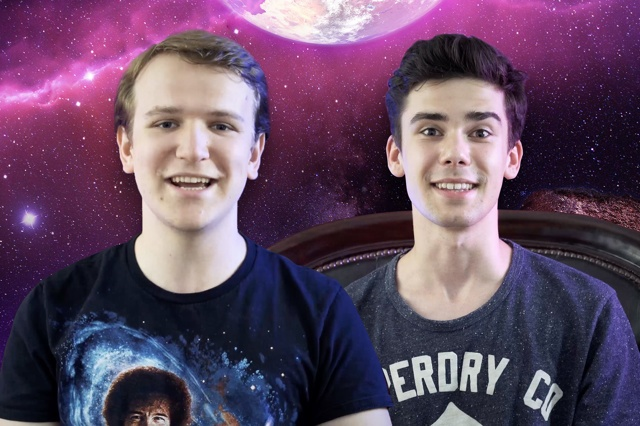 Jack und Cooper – Science Fiction Kurzfilm