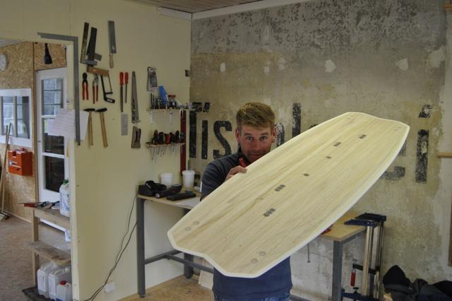 Board Lab- Bau dein Kiteboard einfach selbst