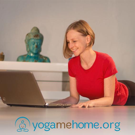 1 Monat Online-Yoga