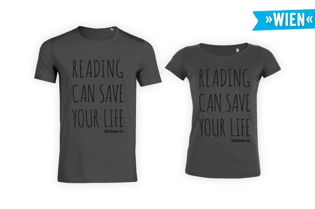 T-Shirts können Leben retten
