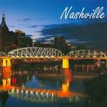 Persönliche Grußpostkarte aus Nashville