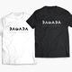 DAGADA Dance Company T-shirt