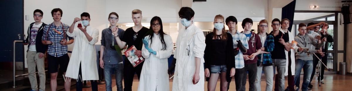 Genf 2015 - Die Klassenfahrt unseres Lebens