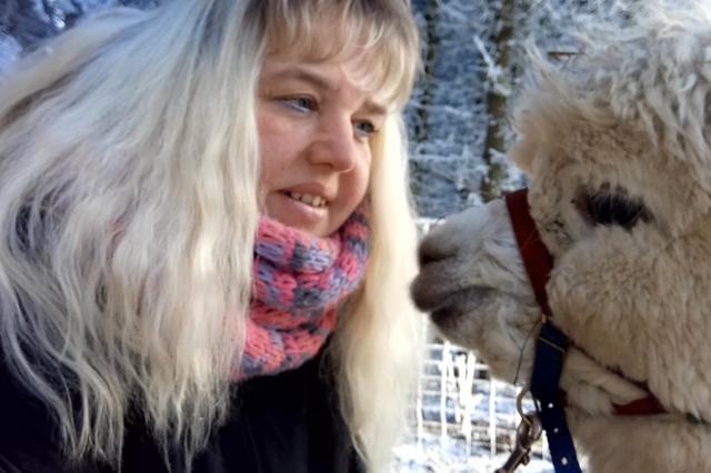 Alpakas, der Schlüssel für Herz und Seele