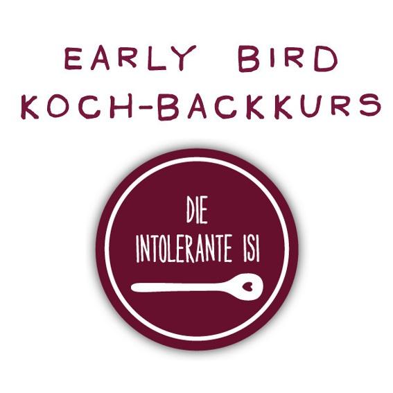 EARLY BIRD: Gutschein für Koch-/Backkurs im Wert von 100€