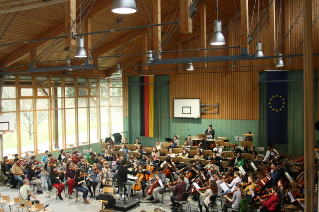 Internationale Junge Orchesterakademie 2017