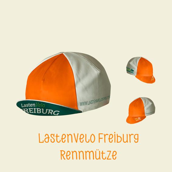 Radlerkappe LastenVeloFreiburg
