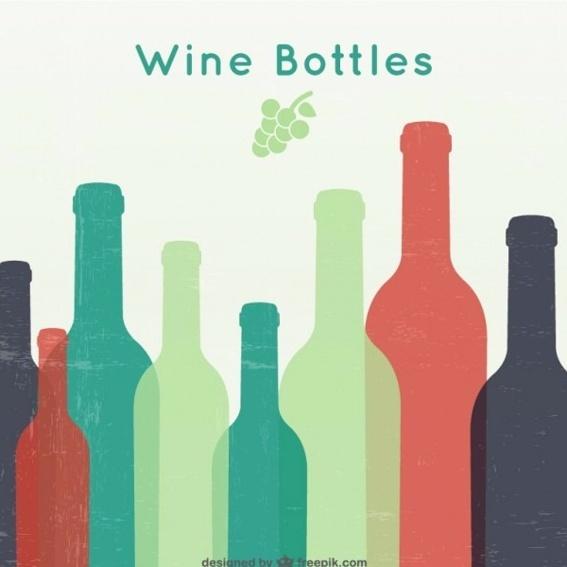 2 Flaschen Wein mit persönlich signierter Postkarte aller Teammitglieder