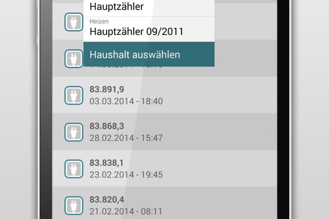 """EnergieCheck"" – die App zum Energiesparen"
