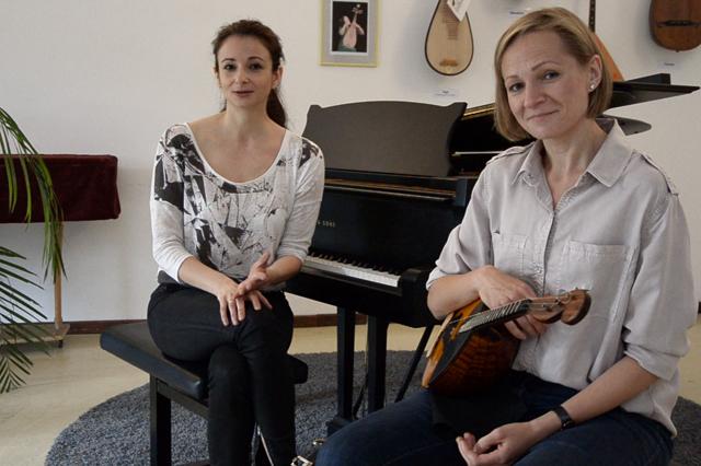 Mandoline & Domra - zum Entdecken und Begeistern!