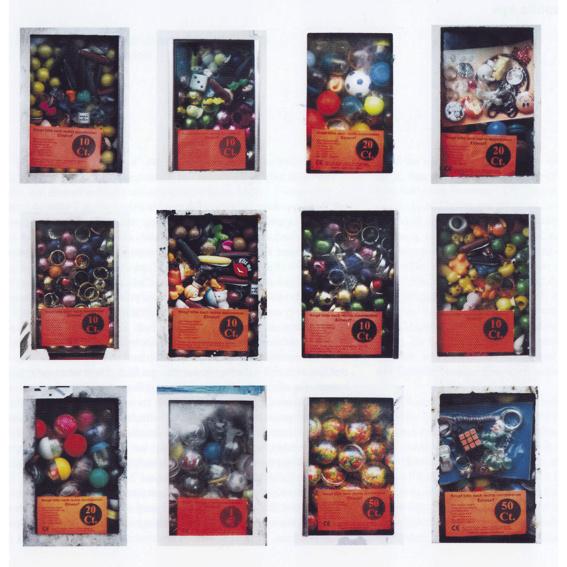 12 er Set Spezial-Postkarten