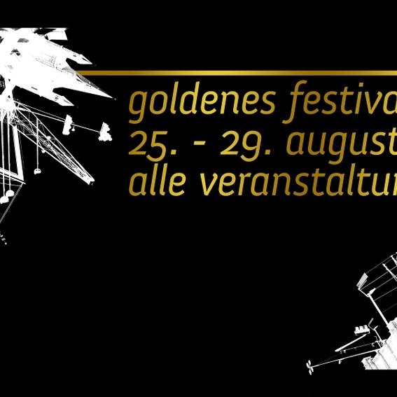 Golden festival ticket +1