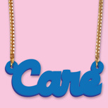 "Statement-Kette ""Care"""