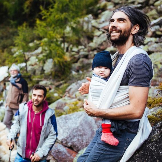 Natürliche und stimmungsvolle Familienfotos