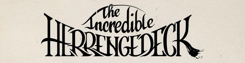 The Incredible Herrengedeck - Das neue Album