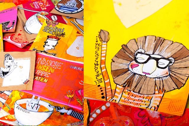 ZUPPA lecker – ein farbenprächtig illustriertes Suppenkochbuch