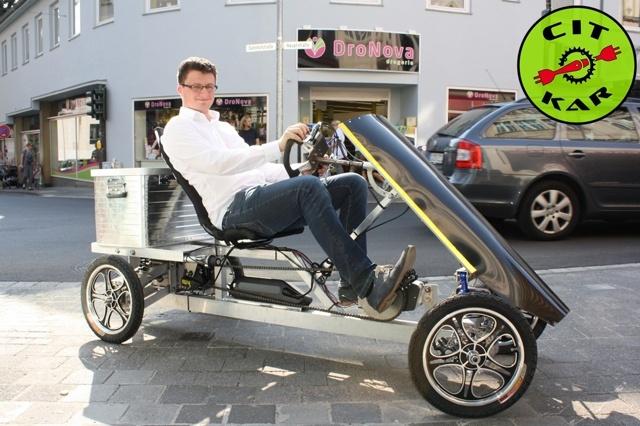 Cit-Kar - Urbane Mobilität neu Erleben
