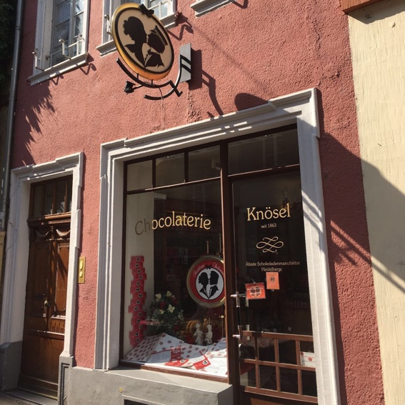 Der Heidelberger Studentenkuss