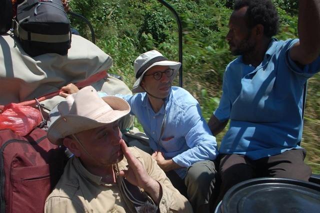 Ein Jeep für Papua