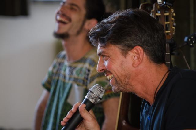 Vitis & Strier - Israeli Folkrock on tour in Germany