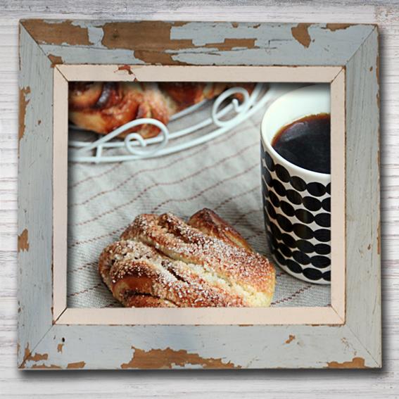 Finnisches Frühstück für 2 Personen auf dem Saunafloß