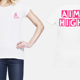Lady T-Shirt AIM HIGH inkl. Gutschein