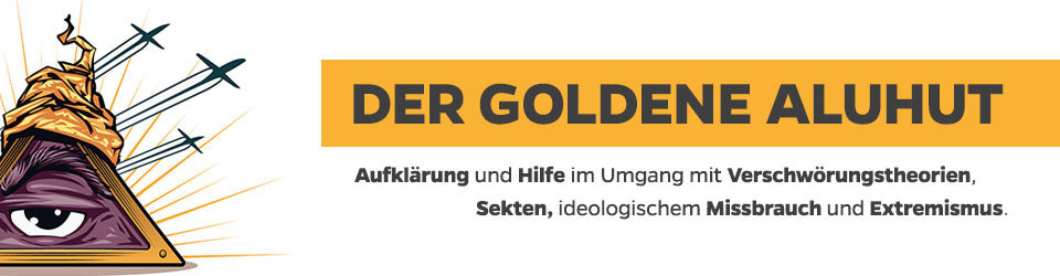 Der goldene Aluhut