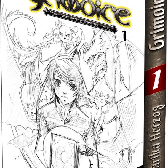 Grimoire Vol. 1 (Neuauflage)