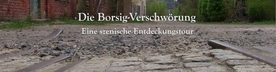 DIE BORSIG-VERSCHWÖRUNG