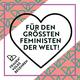 Weltgrößter Feminist #fvb2017