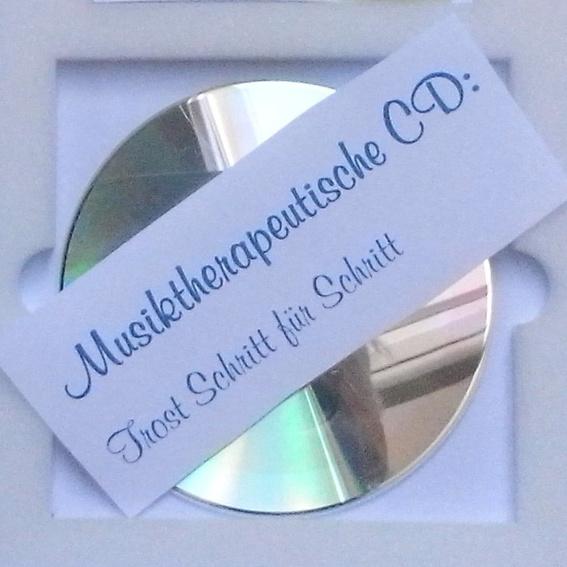 """CD """"Trost Schritt für Schritt"""""""
