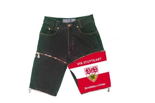 J.B. Fan-Jeans