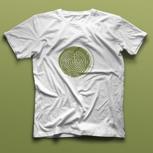 T-Shirt mit LAB-Logo