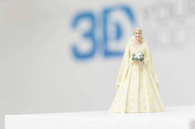 3D-Figuren, das Foto der Zukunft bei 3DyourBody