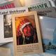 Bücher-Bildband zu Indianerthemen