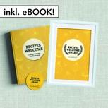 E-Book + Hardcover inkl. Urkunde und Aufkleber
