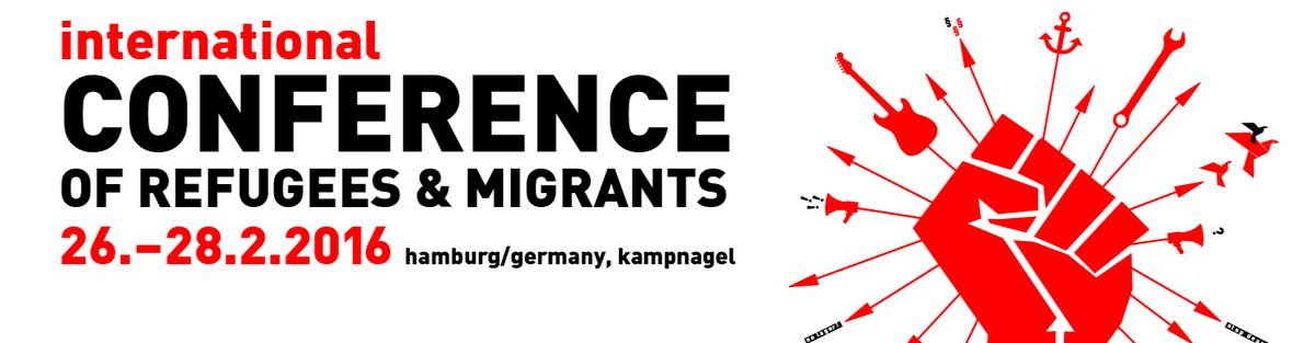 International Refugee Conference 26.-28.02.2016