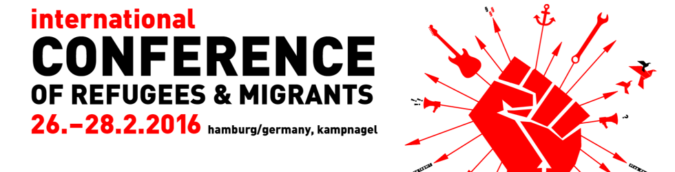 International Refugee Conference 26.-28.02.2016