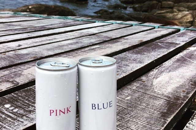 PINK & BLUE - pure natural energy drinks