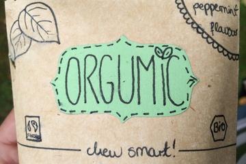 ORGUMIC - chew smart!