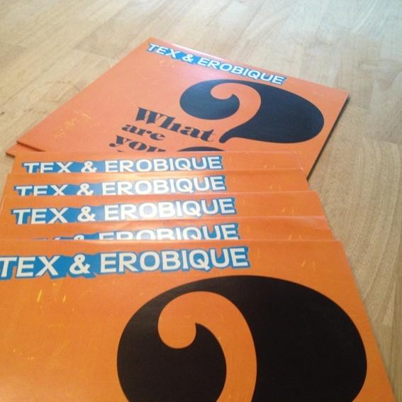 Tex & Erobique - What Are You Do? (Vinyl)