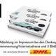Business-Supporter mit Logo bei den Danksagungen/Impressum + 3 Bildbände