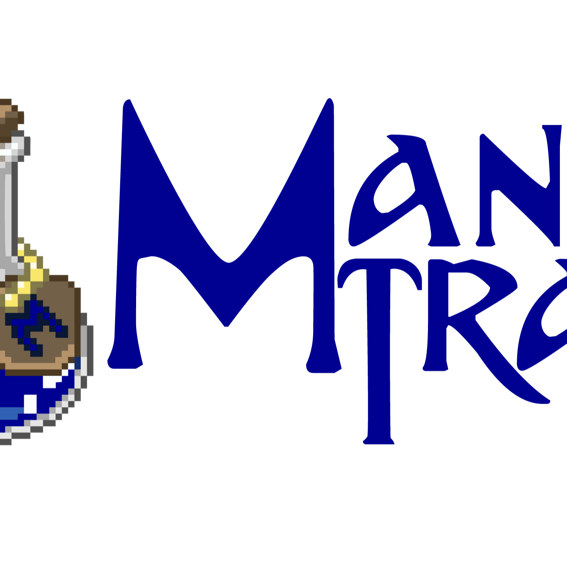 MANATRANK Sticker + Probedose